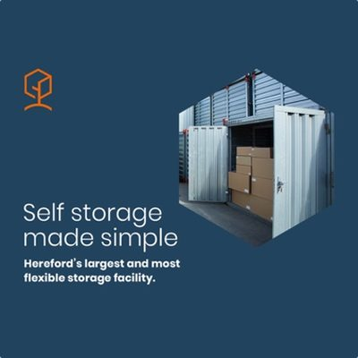 How to find the best storage facility in Hereford