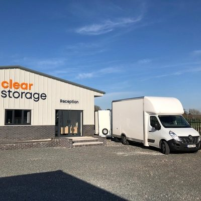 Clear Storage Hereford, The Complete 360 Solution