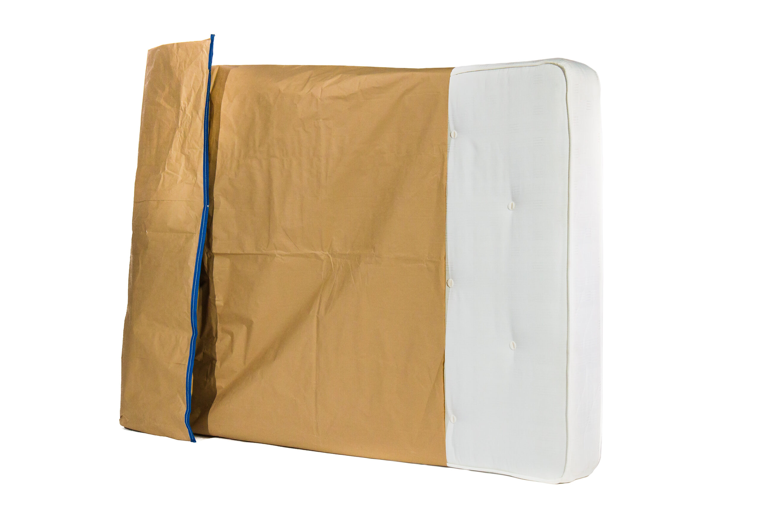 Mattress cover - Clear Storage Packaging