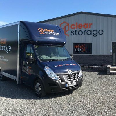 Free Van Hire For Customers When Moving Into Storage