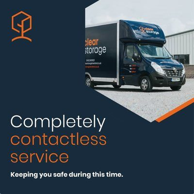 COVID Safe Contactless Self Storage Service